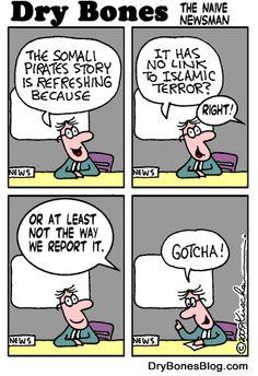 somali piracy cartoon - Google zoeken Dry Bones, Somali, Naive, Cartoons, At Least, Humor, Comics, Google, Cartoon