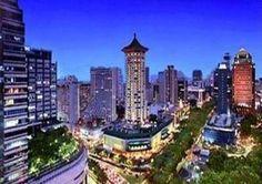Orchard Road, Singapore - Amazing shopping experience.
