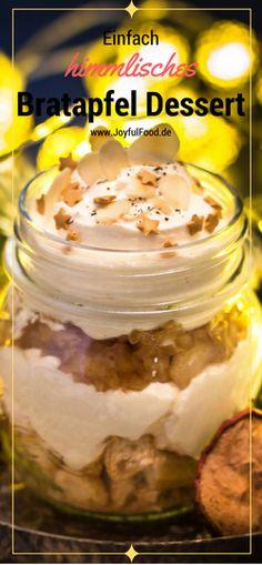 Bratapfel Dessert