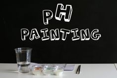 SCIENCE + NATURE - pH Painting SO COOL!