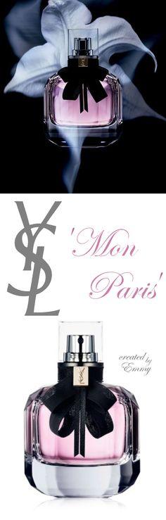 Yves Saint Laurent 'Mon Paris' #fragrance