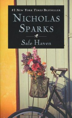 Safe Haven- Nicholas Sparks. Borderline predictable, but still worth the read. Cute chick-lit :)