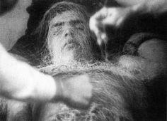 Baba antropofágica  [Cannibalistic Drool], (1973?), Lygia Clark.