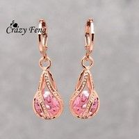 Gender: Women Metals Type: Zinc Alloy Material: Stone Shape\pattern:Round Color:the same with pictur