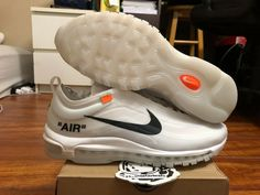 goVerify Genuine Seller <23_Sneakerheadz> One of our favorite sellers on eBay. For Sale: Nike Off-White Air Max 97. Air Max 97, Nike Air Max, Air Max Sneakers, Sneakers Nike, Off White, Pairs, Ebay, Shoes, Fashion