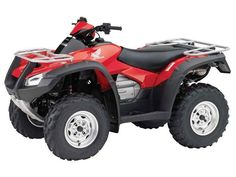 New 2014 Honda FourTrax® Rincon® ATVs For Sale in Michigan. Bring it on. Our 700 cc-class FourTrax® Rincon® is about more than just farms and ranches and construction sites. Think of it as a top-end Sport Utility machine, an ATV that delivers smooth, powerful, class-leading performance no matter what the occasion: hunting, trail blazing, or simply exploring. And it's easy to see why the Rincon stands out, with features like its huge, liquid-cooled 675 cc engine with Programmed Fuel…