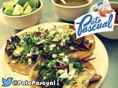 Tacos con Pato Pascual
