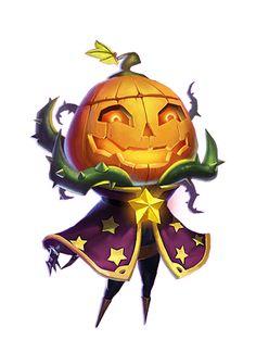 Pumpkin Duke - Castle Clash Wiki