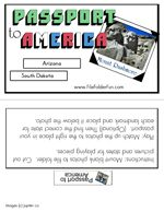 American Landmark File Folder Game (free printable)