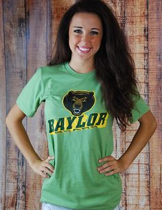 Baylor Bears Cascade - HTHGRN at Barefoot Campus