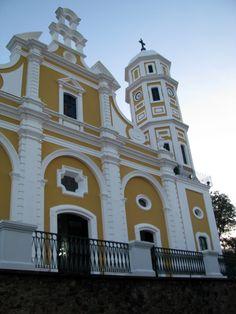 Bolivar cathedral, Venezuela