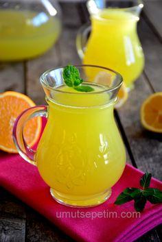 1 Portakal 1 limonla 3 kg limonata alcool 1 Portakal 1 Limonla 10 Bardak. 1 Portakal 1 limonla 3 kg limonata alcool 1 Portakal 1 Limonla 10 Bardak Limonata Healthy Eating Tips, Healthy Nutrition, Healthy Drinks, Easy Drink Recipes, Donut Recipes, Slushies, Non Alcoholic Drinks Lemonade, Vegetable Drinks, Healthy Living