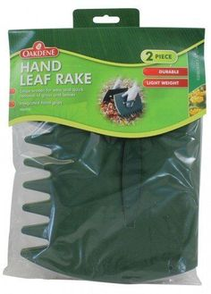 Item Code: KD42910 Oakdene Garden Hand Leaf Rake Large Scoops Quick Removal Of Grass/Leaves FOR SALE • £5.99 • See Photos! Money Back Guarantee. Large scoops for easy and quick removal of grass and leaves.Integrated hand grips.2 pieces.Durable and lightweight.