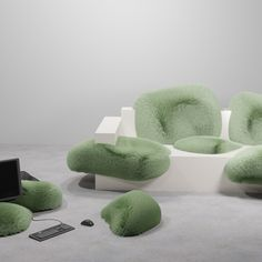 Xlboom - Ball chair , course de green matt