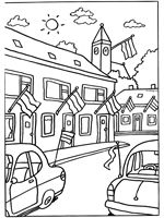 Diy For Kids, Crafts For Kids, Arts And Crafts, Liberation Day, Kings Day, Colouring Pages, Holland, Have Fun, Preschool