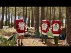 "HEINZ Ketchup ""Camping"" Commercial :30 