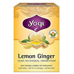 Drink this instead of dessert.  Wear those skinny jeans again! My favorite Yogi Tea next to Classic India Spice.