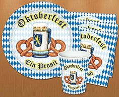 The largest selection of personalized party supplies. Party supplies for birthday parties, adult parties, bridal showers and more. Oktoberfest Decorations, Oktoberfest Party, Beverage Napkins, Beer Festival, Party Supplies, Bridal Shower, Party Party, Ideas Party, Birthday Parties