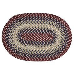 Woodbridge Braided Rug