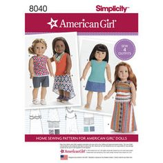 """American Girl Doll Clothes for 18"""" Doll"""