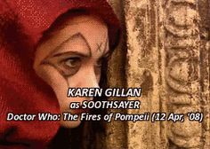 doctor who karen gillan mine. Freema Agyeman Torchwood New Who Classic Who eve myles Colin Baker multiple gifs peter capaldi Ian Marter jacqueline hill lalla ward Nicholas Courtney Peter Purves i