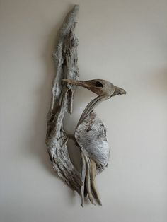 Love this driftwood art piece