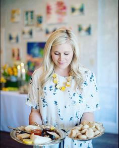 Carolina Girl Cooks is a local blogger who offers up the best in modern Southern cookie.  Photo by Jennifer Glover // yeahthatgreenville