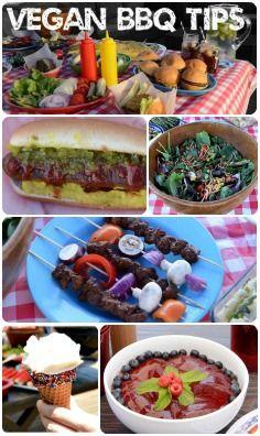 How to have the best vegan BBQ ever! Just in time for of July. Vegan Party Food, Vegan Menu, Vegan Vegetarian, Vegetarian Recipes, Raw Vegan, Shawarma, Vegan Foods, Vegan Dishes, Fourth Of July Food