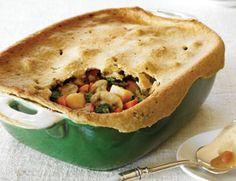 Thanksgiving Pot Pie -- Dairy-Free & Vegan Recipe of the Week