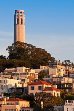 Coit Tower - San Francisco