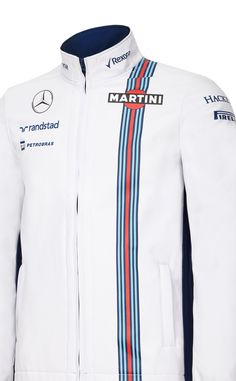 8b09c7688a Shop now the Official Williams Racing Shop. Full range of Williams Fanwear  and Merchandise