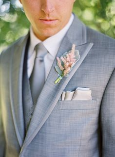 Suit (no vest)