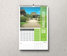 Buy Wall Calendar 2020 by Creativehabibs on GraphicRiver. Wall Calendar Template for company or corporate use. This Calendar designs are very easy to use and customize so beg. Wall Calender, Wall Calendar Design, Calendar Layout, Kids Calendar, Calendar 2020, January Calendar, Cover Design, Design Design, Bauhaus
