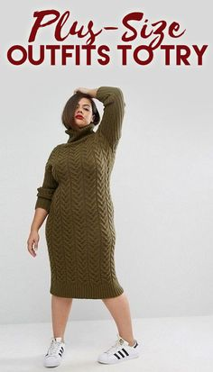 Plus-Size Outfits To Try This Fall