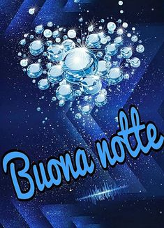 Buonanotte e dolci sogni! Good Night I Love You, Good Night Friends, Good Morning Good Night, Good Mood, Happy Day, Neon Signs, Messages, Floral, Dolce