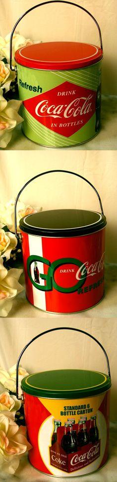 Coca-Cola Tins