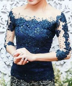 Kebaya Lace, Kebaya Dress, Batik Kebaya, Batik Dress, Vera Kebaya, Dress Brokat Modern, Kebaya Modern Dress, Dress Brukat, Lace Dress