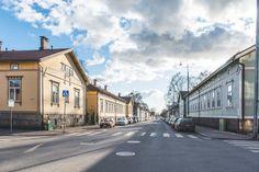 ©lempipaikalla_puutaloalueet-19 Finland, Street View, Places, Historia, Lugares