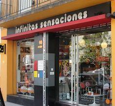 Lojas diferentes em Buenos Aires