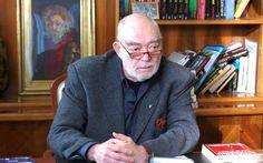 """Actorul Mircea Albulescu a fost sărbătorit astăzi, la împlinirea vârstei de 80 de ani, la Universitatea Națională de Artă Teatrală și Cinematografică """"I. L.Caragiale"""" din București"""