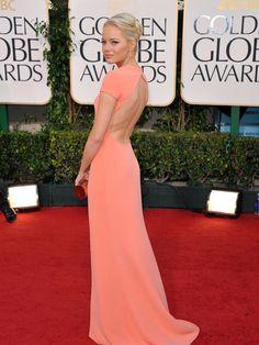 Emma Stone in Calvin Klein