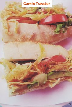 Lao Lao sandwich was my favorite food in Luang Prabang. While I was visiting Laos.