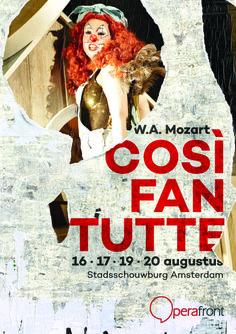 Così fan tutte at the Grachtenfestival 2014! Premiere on 16 aug ...