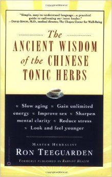 Ron Teeguarden studied chinese medicinal herbs for years