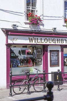 Bar in Kilkenny, Ireland