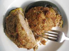 Lamb and Bulgur Stuffed Acorn Squash from Serious Eats. http://punchfork.com/recipe/Lamb-and-Bulgur-Stuffed-Acorn-Squash-Serious-Eats