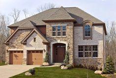 Fischer Homes - Marshall Model Exterior
