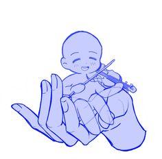 Drawing Base, Manga Drawing, Chibi Sketch, Poses References, Anime Drawings Sketches, Art Poses, Drawing Reference Poses, Drawing Challenge, Character Drawing