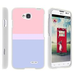 LG Ultimate 2 Phone Case, Full Body Armor Snap On Hard Case Protector Cover with Customized Design for LG Optimus L70 MS323, LG Optimus Exceed 2 VS450PP, LG Realm LS620, LG Ultimate 2 L41C (Metro PCS, Verizon, Boost Mobile) from MINITURTLE   Includes Clear Screen Protector and Stylus Pen - Color Block - Sunset Pastel LG Ultimate 2 Cases from MINITURTLE http://www.amazon.com/dp/B00SNP5G58/ref=cm_sw_r_pi_dp_i856ub0SPD1W1