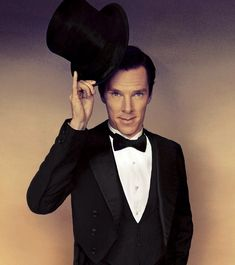 Benedict Cumberbatch on People Magazine - Ones to Watch (ETA: updated with the version with no text.)